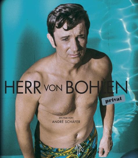 Filmplakat HERR VON BOHLEN