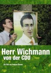 Filmplakat Herr Wichmann von der CDU