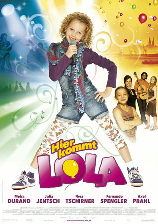 Filmplakat Hier kommt Lola