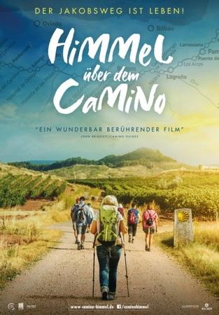 Filmplakat Himmel über dem Camino - Der Jakobsweg ist Leben!