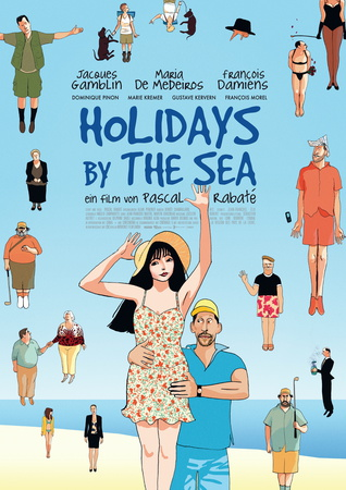 Filmplakat HOLIDAY BY THE SEA