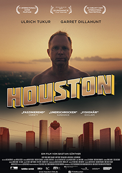 Filmplakat Ulrich Tukur: HOUSTON
