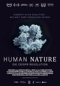Filmplakat Human Nature: Die CRISPR Revolution