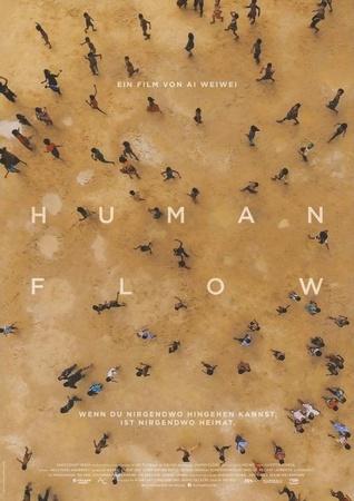 Filmplakat HUMAN FLOW