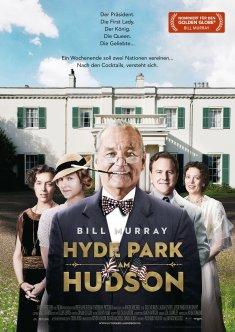 Filmplakat HYDE PARK AM HUDSON - engl. OmU