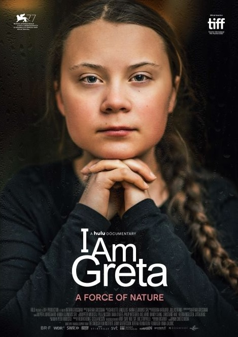 Filmplakat I AM GRETA