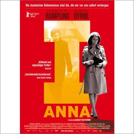 Filmplakat I, ANNA