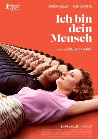 Filmplakat ICH BIN DEIN MENSCH