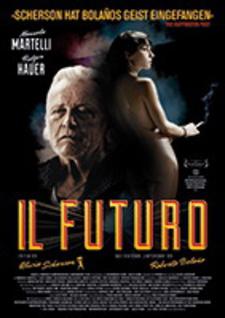 Filmplakat IL FUTURO - Eine Lumpengeschichte in Rom - ital. OmU