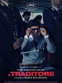 Filmplakat IL TRADITORE - Als Kronzeuge gegen die Cosa Nostra - ital. OmU