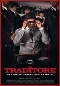Filmplakat IL TRADITORE - Als Kronzeuge gegen die Cosa Nostra