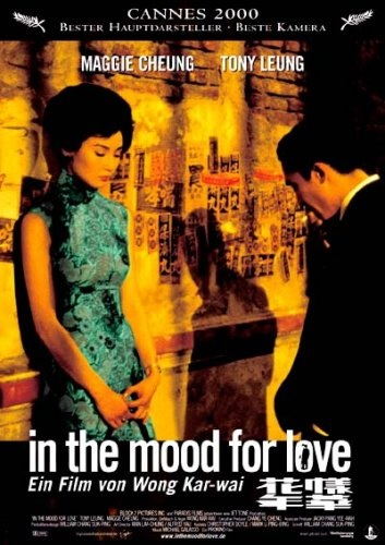 Filmplakat IN THE MOOD FOR LOVE