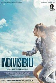 Filmplakat Indivisibili - Unzertrennlich - ital. OmU