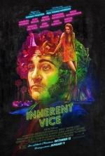 Filmplakat INHERENT VICE - engl.OmU