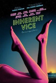Filmplakat INHERENT VICE - Natürliche Mängel