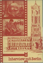 Filmplakat Interview mit Berlin (1959)