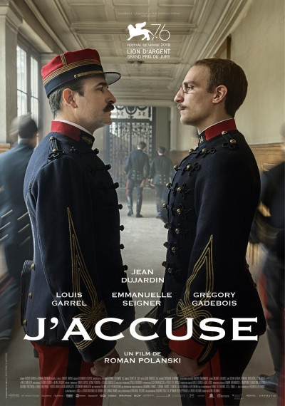 Filmplakat INTRIGE - J'ACCUSE - franz. OmU