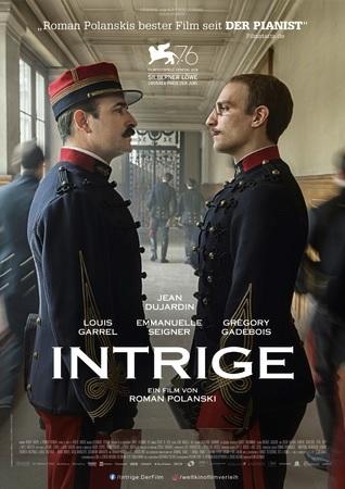 Filmplakat INTRIGE