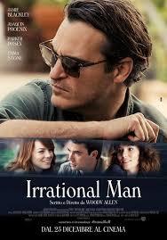 Filmplakat IRRATIONAL MAN