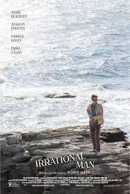 Filmplakat IRRATIONAL MAN - engl. OmU