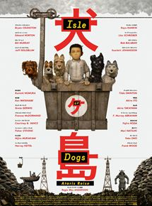 Filmplakat ISLE OF DOGS - Ataris Reise