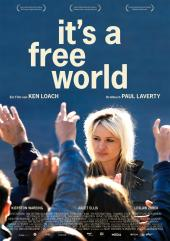 Filmplakat IT S A FREE WORLD