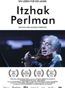 Filmplakat ITZHAK PERLMAN - Ein Leben für die Musik