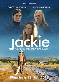 Filmplakat JACKIE - Wer braucht schon eine Mutter?