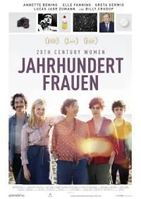Filmplakat Jahrhundertfrauen