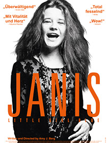 Filmplakat Janis: Little Girl Blue OmU