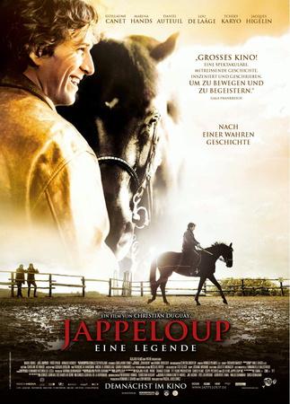 Filmplakat JAPPELOUP - Eine Legende