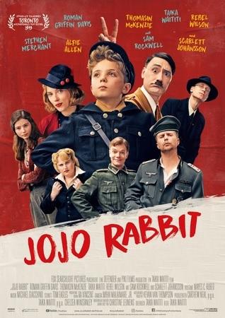 Filmplakat JOJO RABBIT