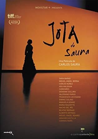 Filmplakat JOTA - Mehr als Flamenco by Carlos Saura