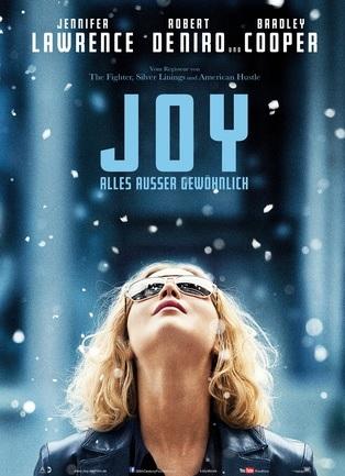 Filmplakat JOY - Alles außer gewöhnlich