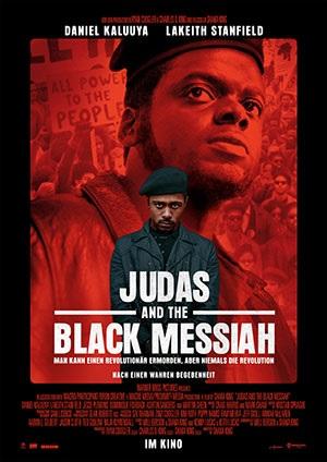 Filmplakat JUDAS AND THE BLACK MESSIAH - engl. OmU