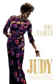 Filmplakat JUDY - engl. OmU
