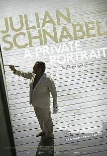 Filmplakat Julian Schnabel: A PRIVATE PORTRAIT