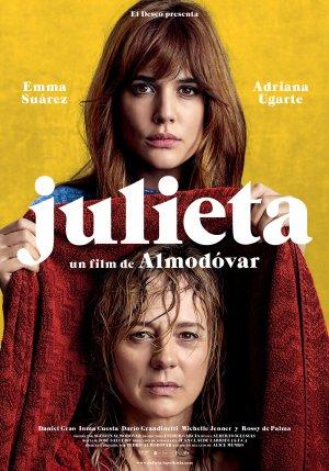 Filmplakat JULIETA