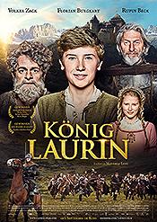 Filmplakat König Laurin