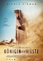 Filmplakat Königin der Wüste