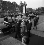Filmplakat Hannover im Film:  50er, Herrenhausen und  der Besuch von ELIZABETH II