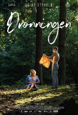 Filmplakat KÖNIGIN - Dronningen - dän. OmU