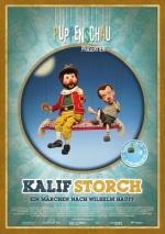 Filmplakat KALIF STORCH - Puppenschau