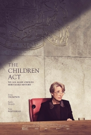 Filmplakat Kindeswohl - THE CHILDREN ACT - engl. OmU