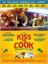 Filmplakat KISS THE COOK-So schmeckt das Leben