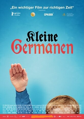Filmplakat Kleine Germanen