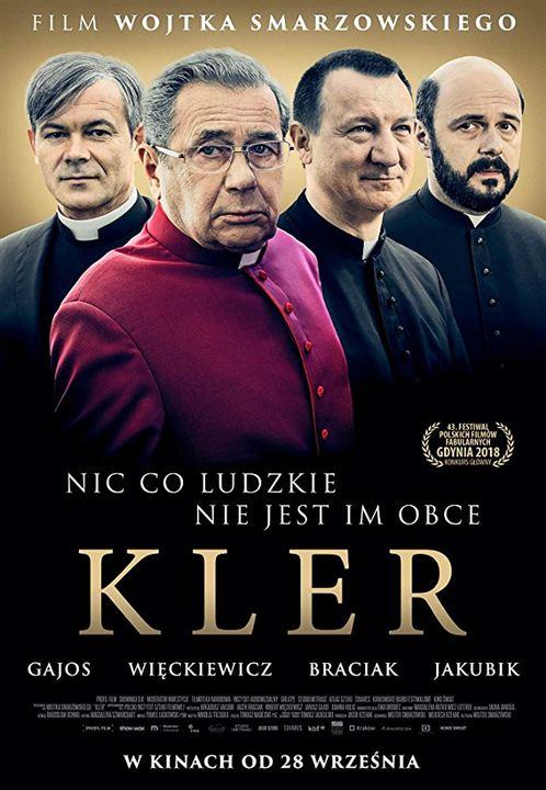 Filmplakat KLER - KLERUS -poln. OmeU