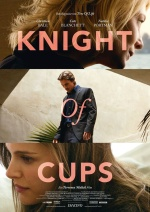 Filmplakat Terrence Malick: KNIGHT OF CUPS