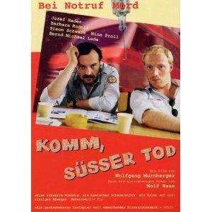 Filmplakat Komm, süsser Tod!