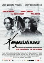 Filmplakat Komponistinnen